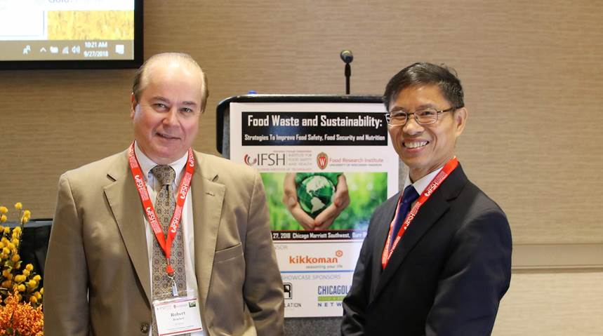 Food Waste and Sustainability Symposium