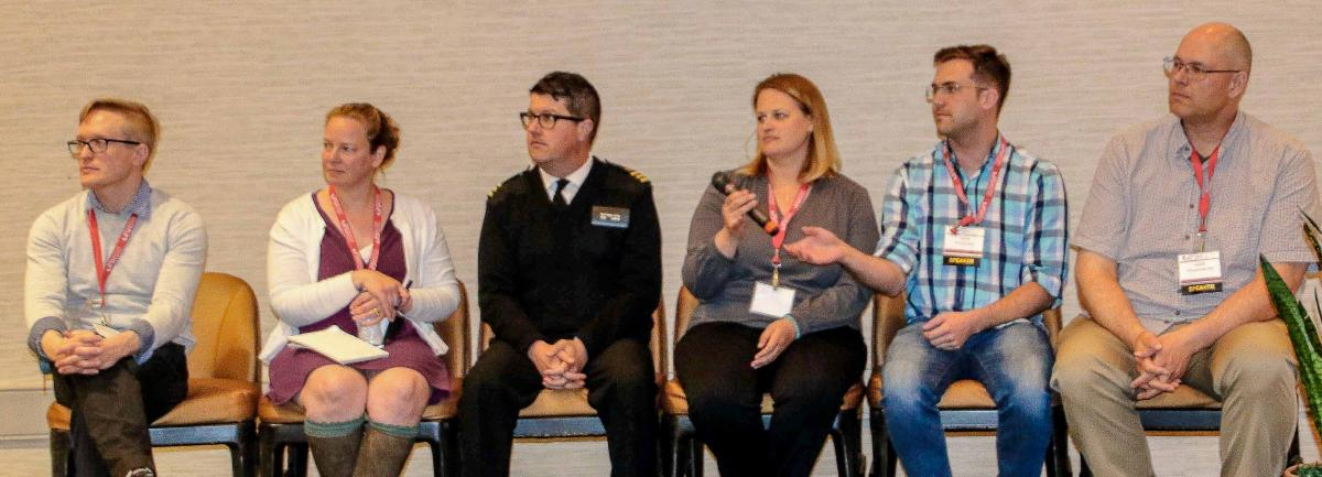 Whole Genome Sequencing Food Safety Workshop Panelists