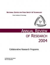 2004 Annual Review of Research