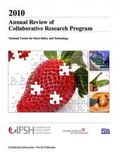 2010 Annual Review of Research