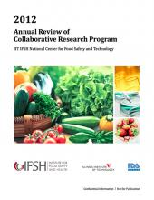 2012 Annual Review of Research