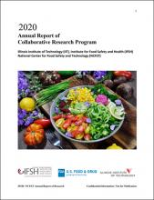 2020 Annual Report of Research